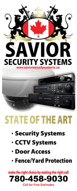 Security Systems and Security Cameras Edmonton